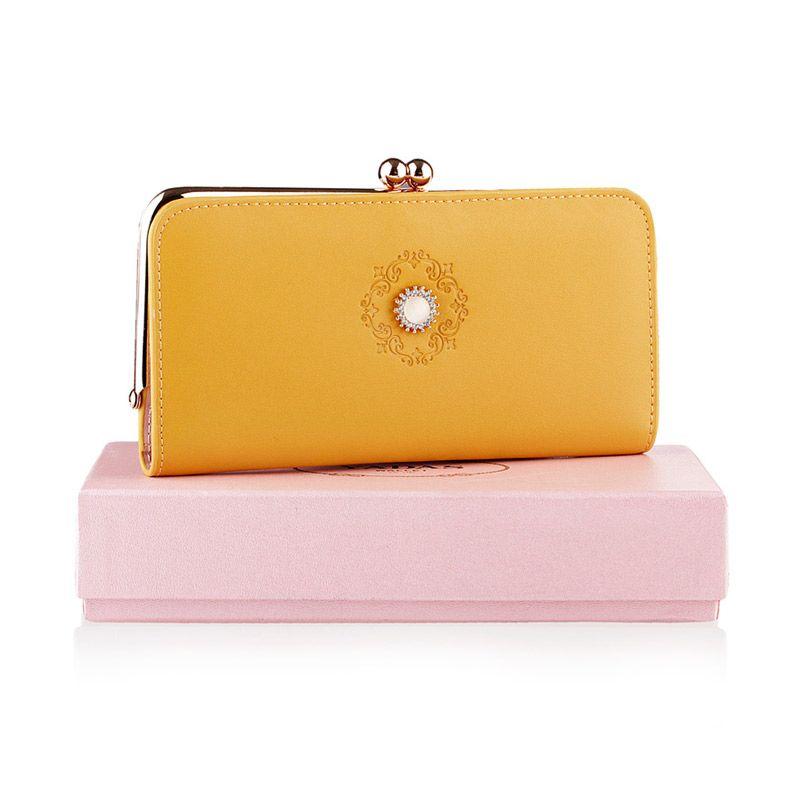 Yadas Korea Fashion 890-16 Kuning Dompet