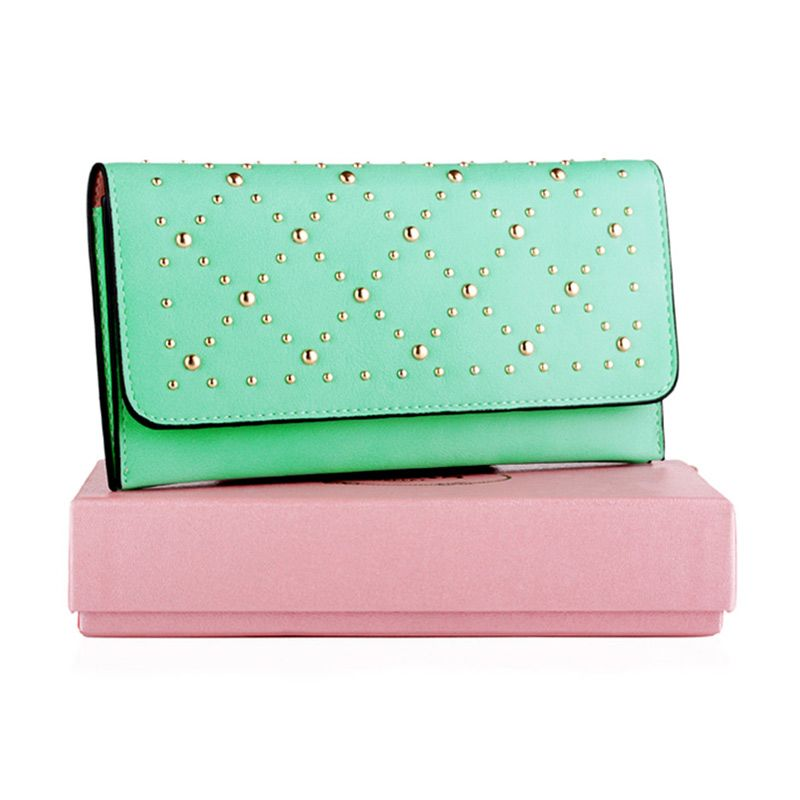Yadas Korea Fashion 892-9 Hijau Wallet