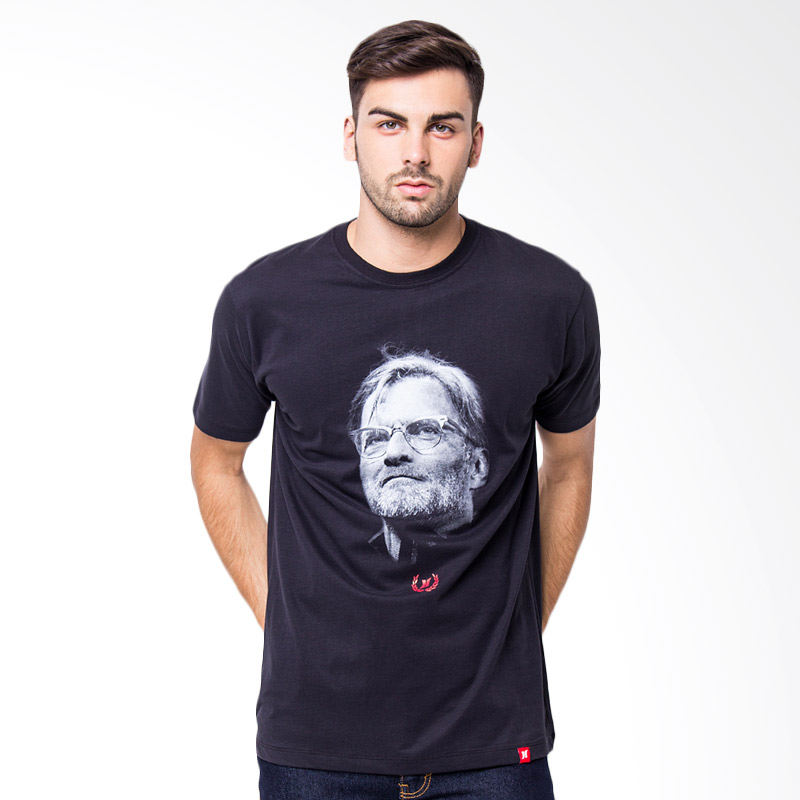 Hooligans Klop T-shirt - Hitam Extra diskon 7% setiap hari Extra diskon 5% setiap hari Citibank – lebih hemat 10%