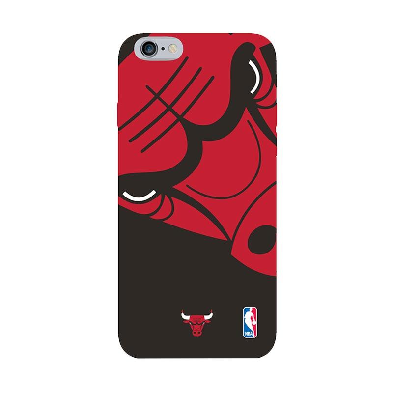 Hoot NBA Chicago Bulls Casing for iPhone 6 Plus (SPT-CHI-ART-XXL-PLUS)