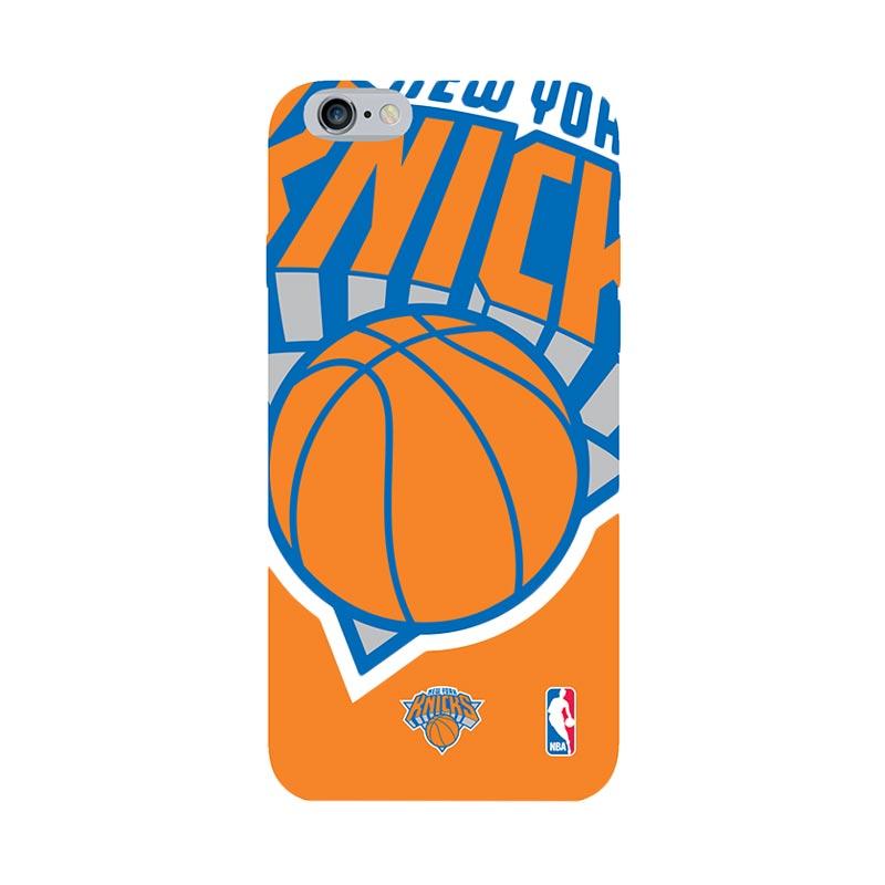 Hoot NBA New York Knicks Casing for iPhone 6 Plus (SPT-NYK-ART-XXL-PLUS)