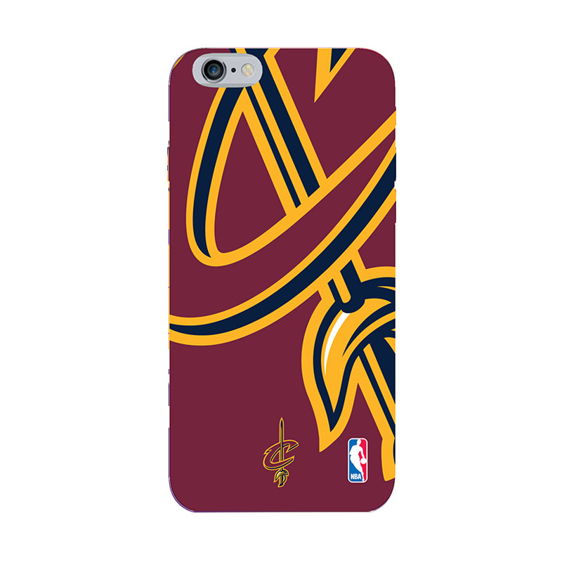 Hoot NBA Cleveland Cavaliers Casing for iPhone 6 (SPT-CLE-ART-XXL-iph6)