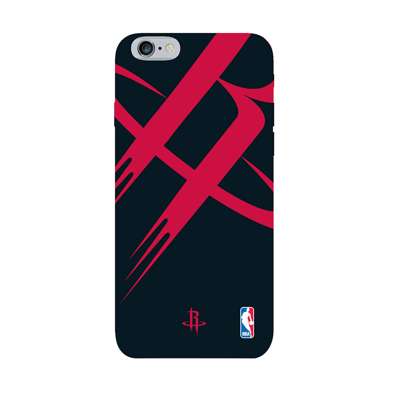 Hoot NBA Houston Rockets Casing for iPhone 6 (SPT-HOU-ART-XXL-iph6)