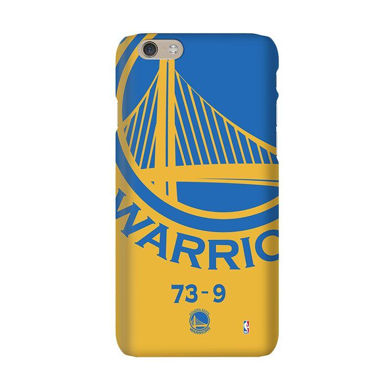 Hoot NBA Golden State Warriors Casing for iPhone 6 Plus (SPT-GSW-ART-XXL-PLUS)