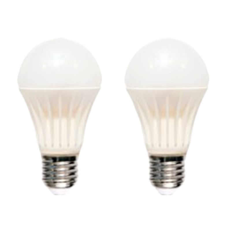 HORI Bulb Ceramic Kuning Lampu LED [9 Watt /2 Pcs]