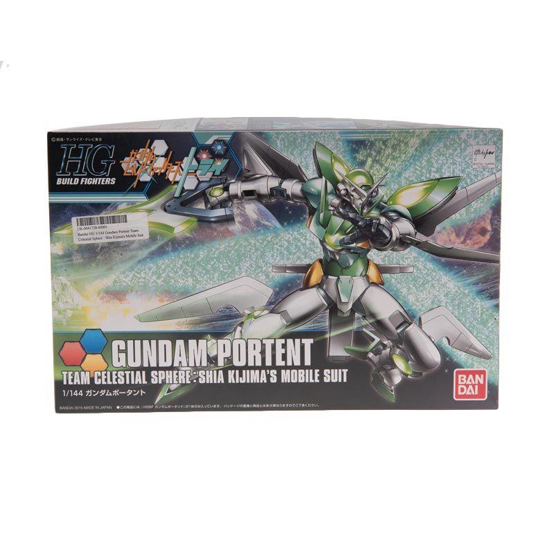 Bandai HG Gundam Portent Team Celestial Sphere Shia Kijimas 031 Model Kit [1:144]