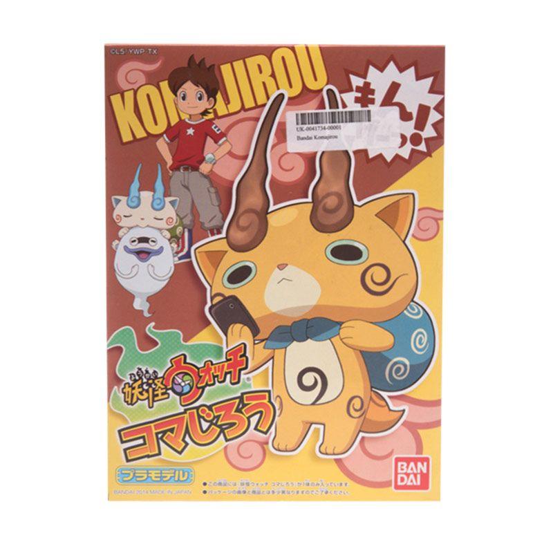 Bandai Komajirou Model Kit