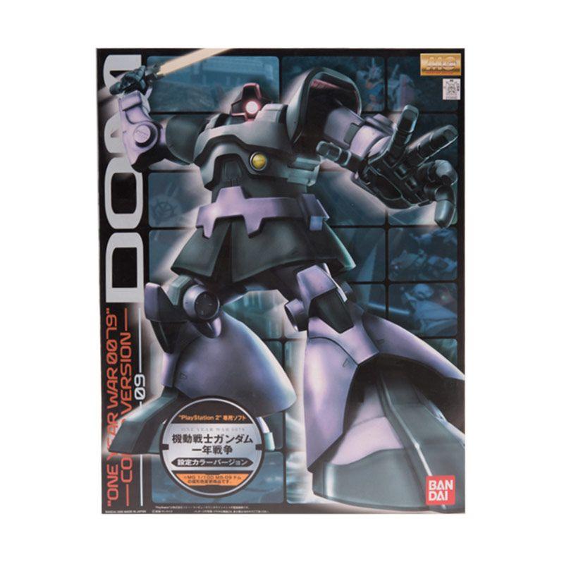 Bandai MG One Year War 0079 Dom Model Kit [1:100]