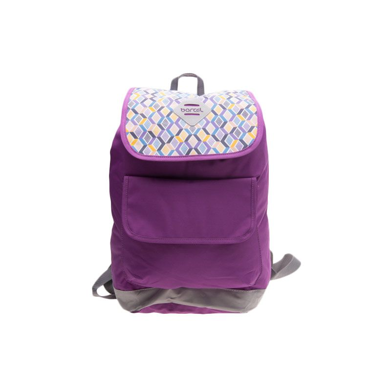 Barcel Juminten Bag 1309 Purple Backpack Tas Ransel