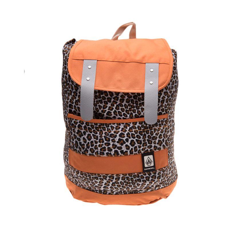 Barcel Juminten Bag 1317 Orange Backpack Tas Ransel
