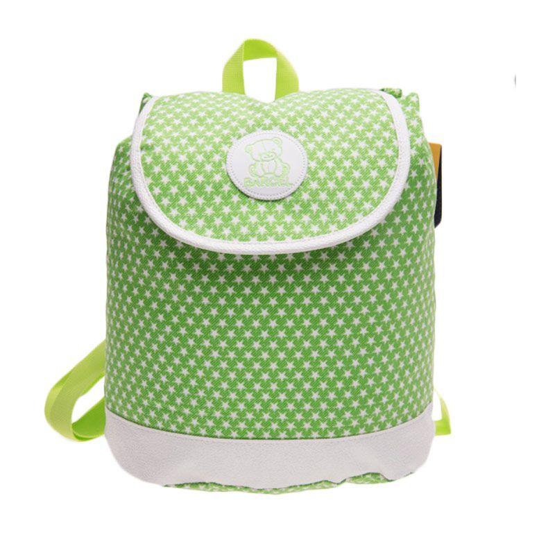 Barcel Juminten Bag 1330 Green Backpack Tas Ransel