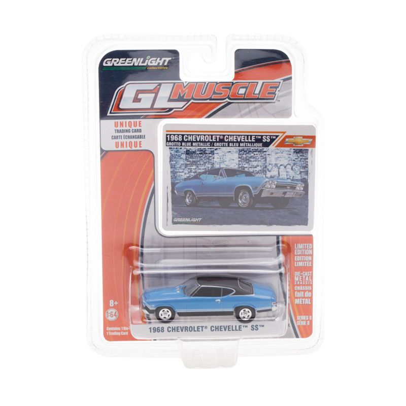 Greenlight GL Muscle 1968 Chevrolet Chevelle SS Diecast