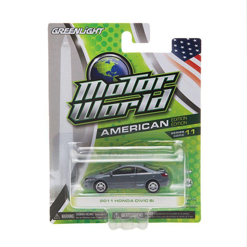 Greenlight Motor World 2011 Honda Civic Si Diecast