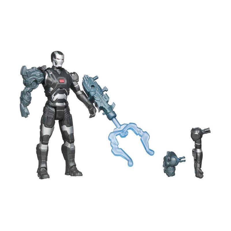 Hasbro Iron Man 3 Assemblers 02 War Machine Action Figure