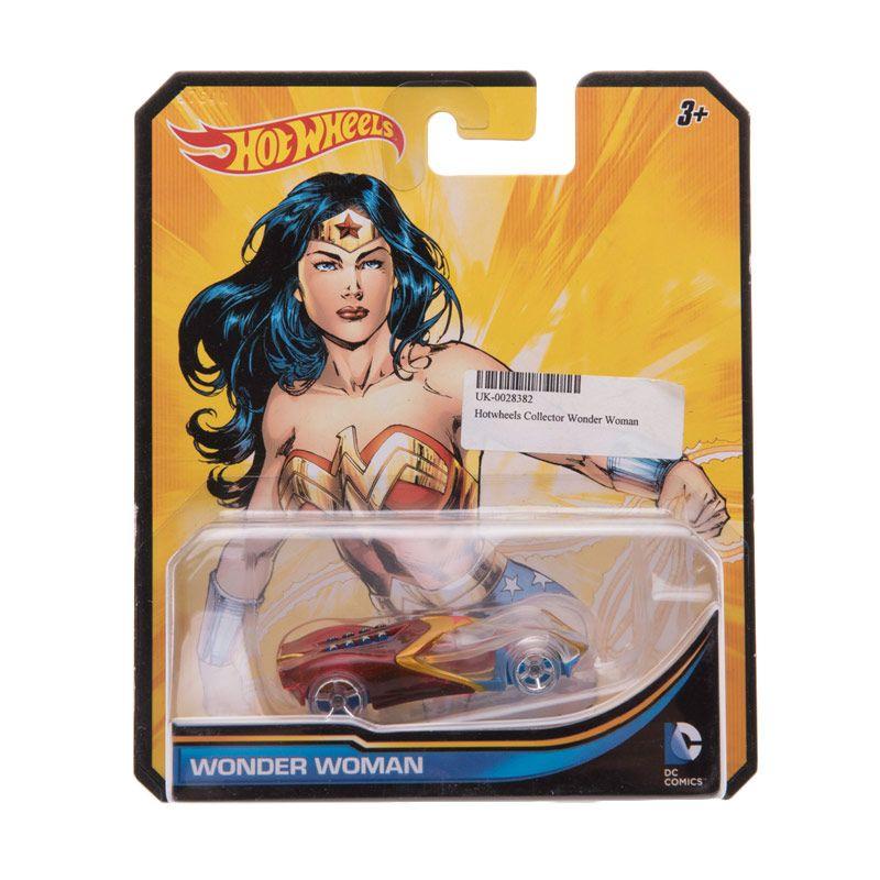 Hotwheels Collector Wonder Woman Diecast