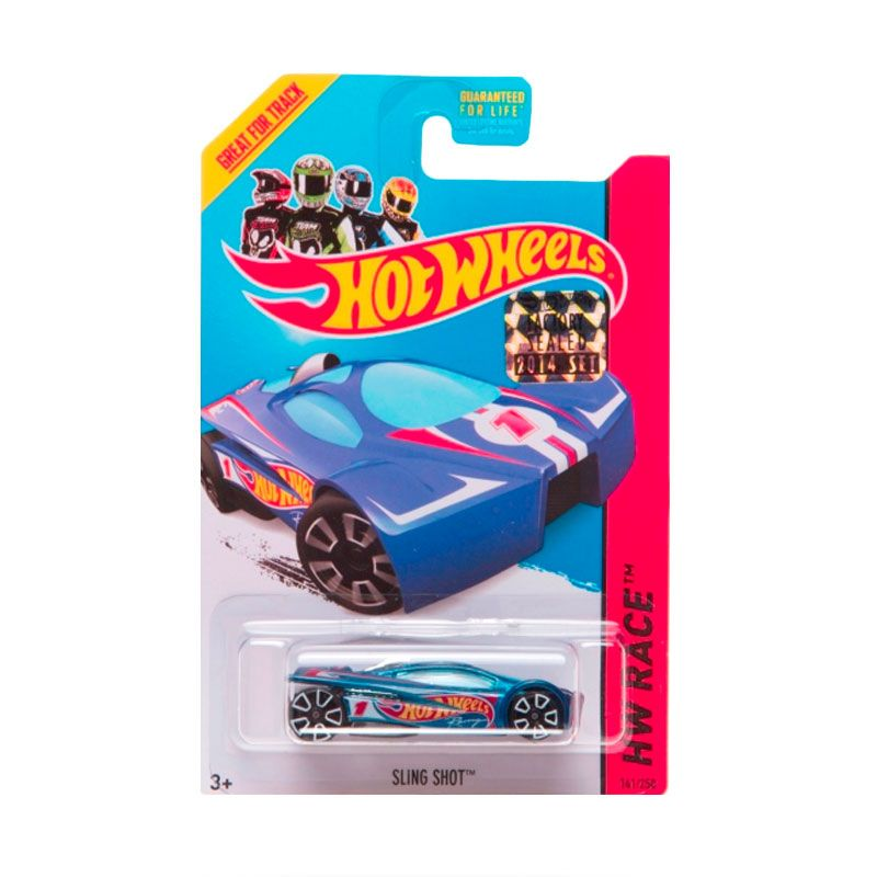 Hotwheels Factory Sealed Sling Shot Blue Diecast