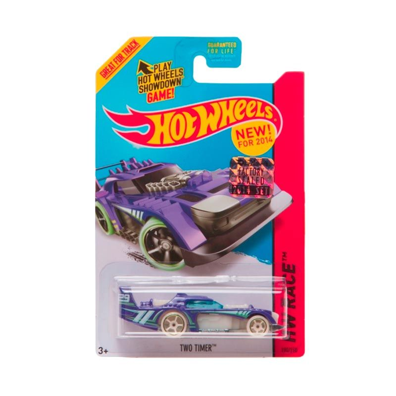 Hotwheels Factory Sealed Two Timer Purple Diecast