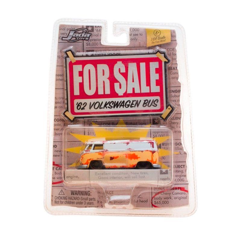 Jada For Sale 62 Volkswagen Bus Diecast