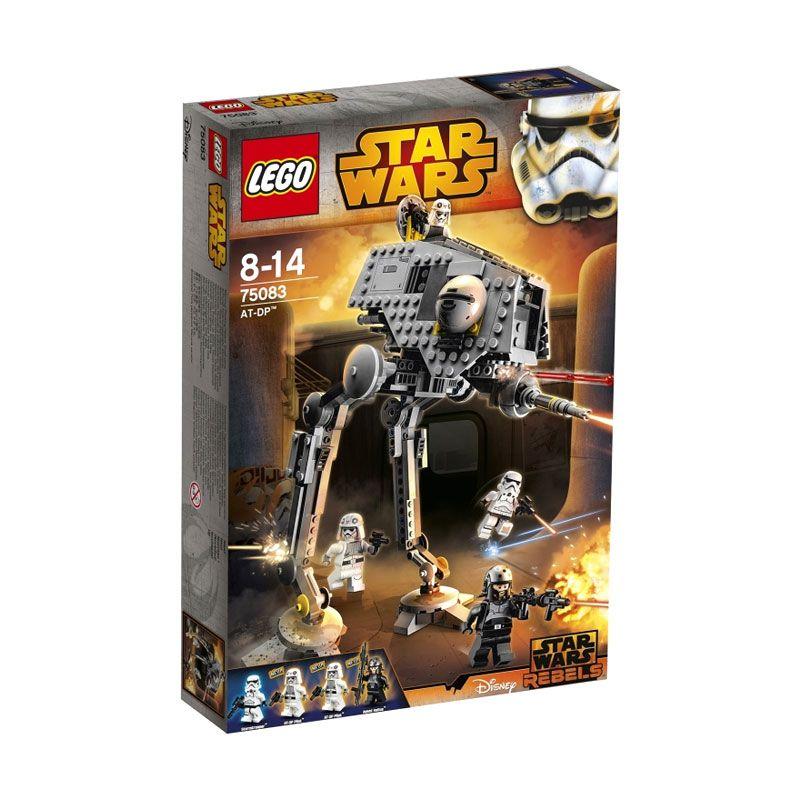 LEGO AT-DP Pilot 75083 Mainan Blok