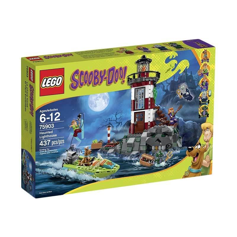 LEGO Haunted Lighthouse 75903 Mainan Blok & Puzzle