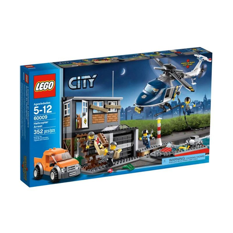 LEGO Helicopter Arre...k & Puzzle