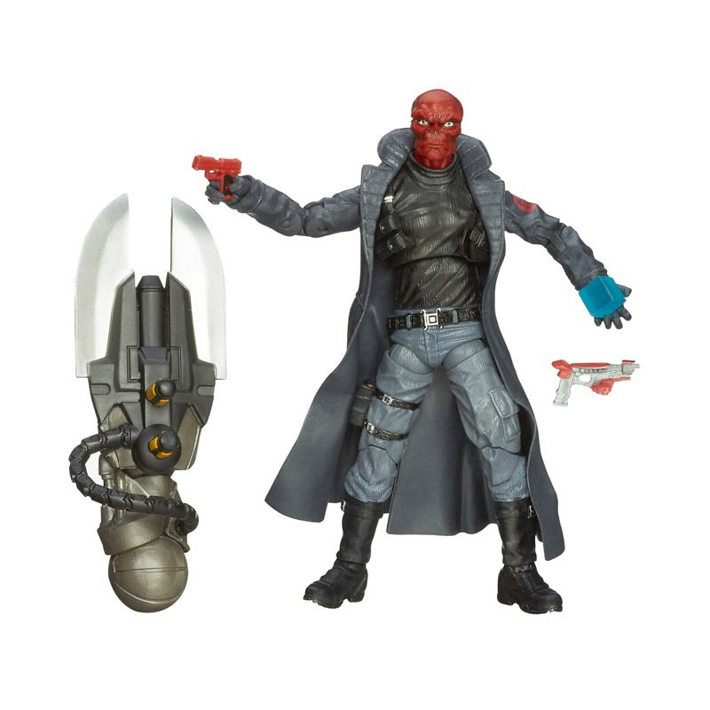 Marvel Legends Agent Of Hydra Action Figure