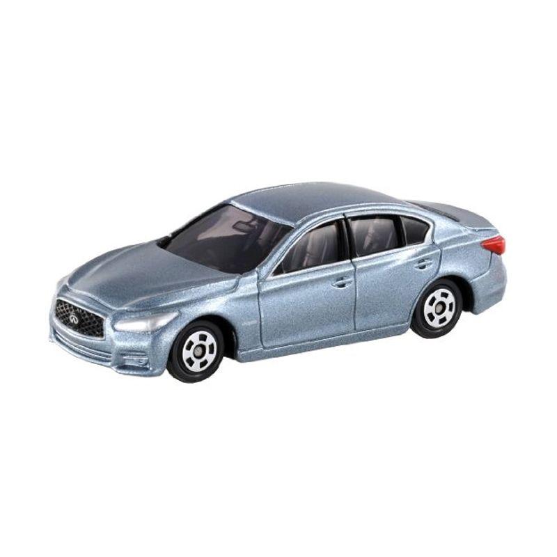 Tomica 105 Nissan Skyline Light Blue Diecast