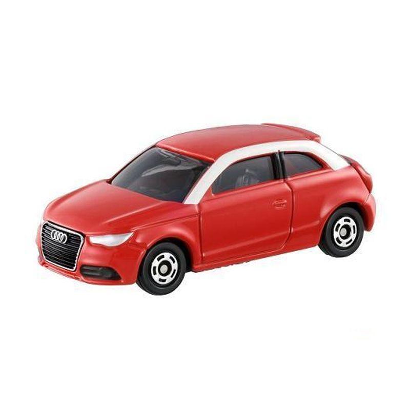 Tomica 111 Audi A1 Red Diecast
