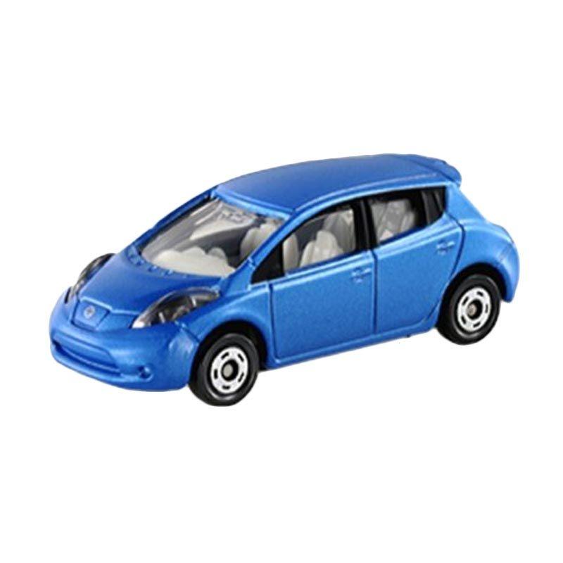 Tomica 120 Nissan Leaf Blue Diecast