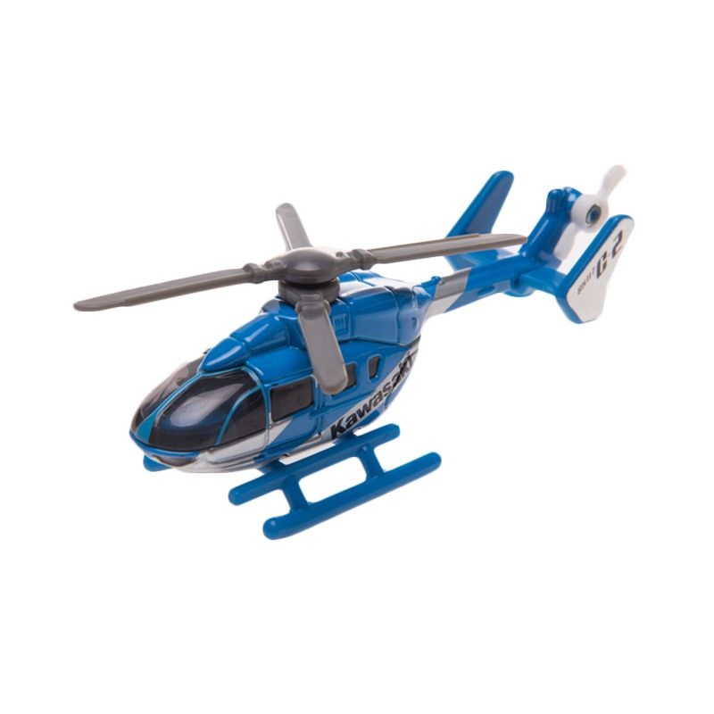 Tomica 24 Kawasaki BK117 C-2 Helicopter Diecast