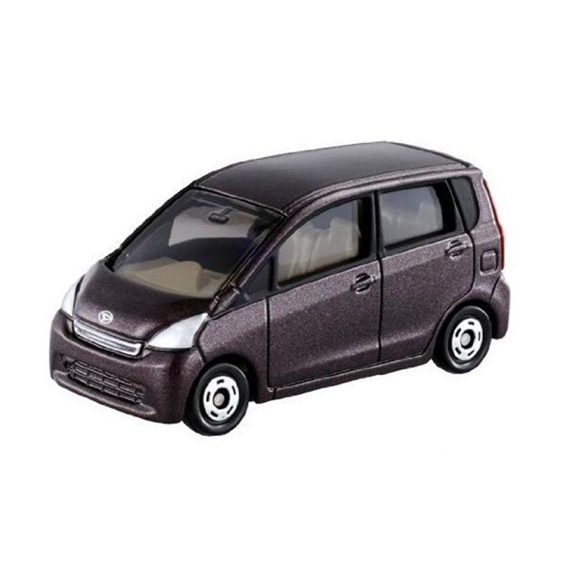 Tomica 32 Daihatsu Move Purple Diecast