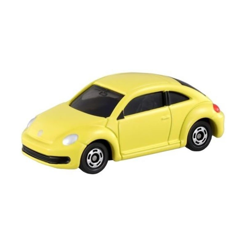 Tomica 33 Volkswagen The Bettle Yellow Diecast