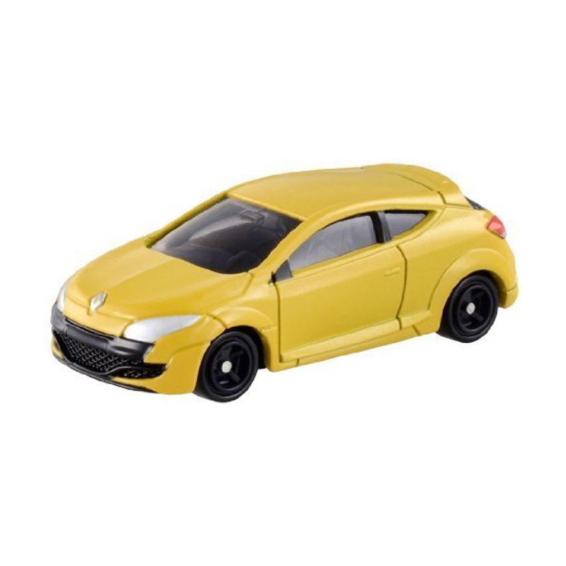 Tomica 44 Reanult Megane RS Yellow Diecast