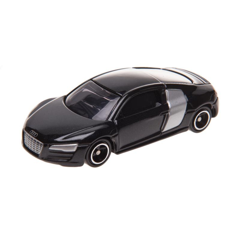 Tomica 6 Audi R8 Black Diecast