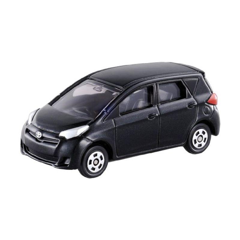 Tomica 92 Toyota Ractis Black Diecast