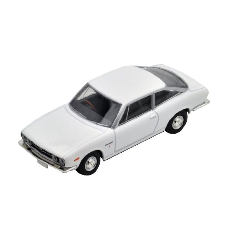 Tomica LV-145a 117 Isuzu Coupe White Diecast