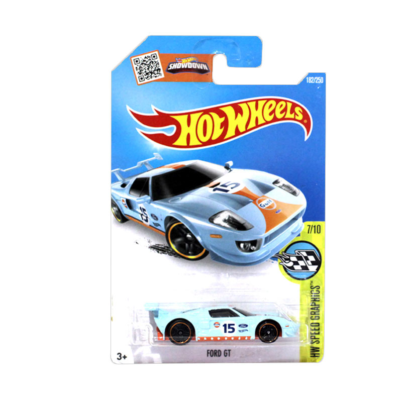Hot Wheels Ford Gtcast