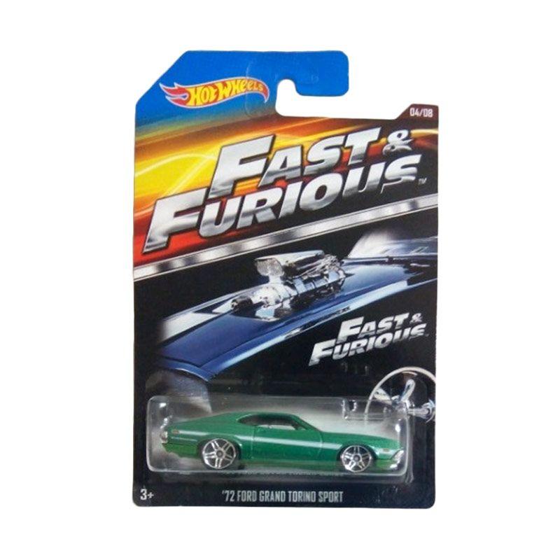 Hotwheels Fast & The Furious Ford Gran Torino Sport 1972 Diecast [1:64]