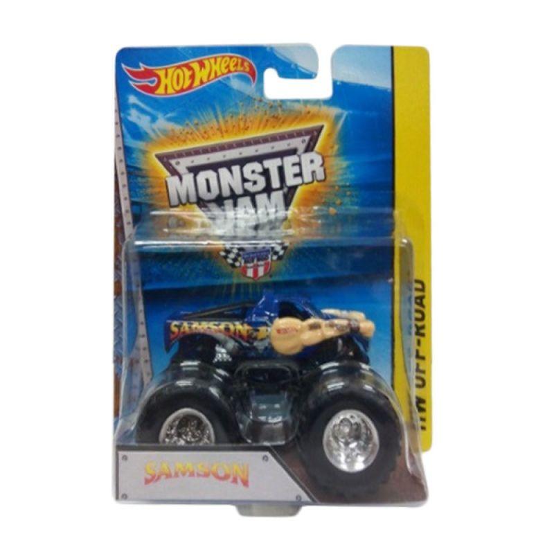 Hotwheels Monster Jam Samson Diecast [1:64]