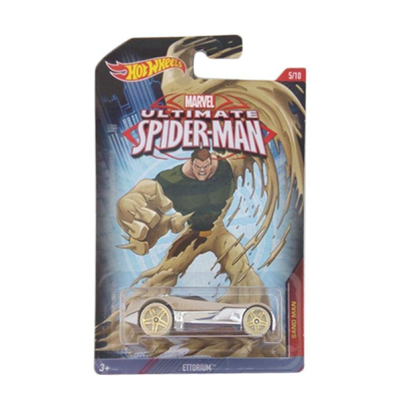 HotWheels Utimate Spiderman Ettorium Diecast [1:64]