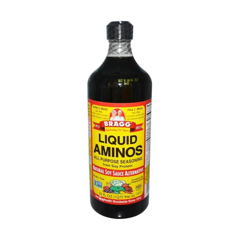 BRAGG Liquid Aminos Bumbu Masak [946 mL]