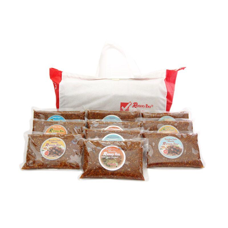 Resep Ibu Mix SP & P Besar Bumbu Masak [Paket 2]