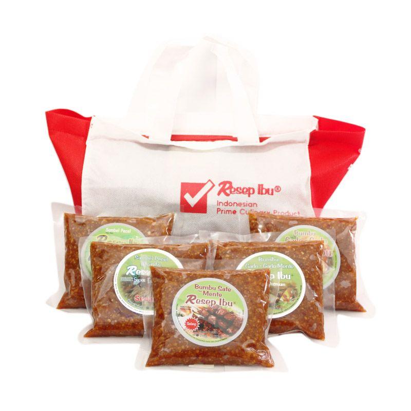 Resep Ibu Mix SP & P Kecil Bumbu Masak [Paket 1]