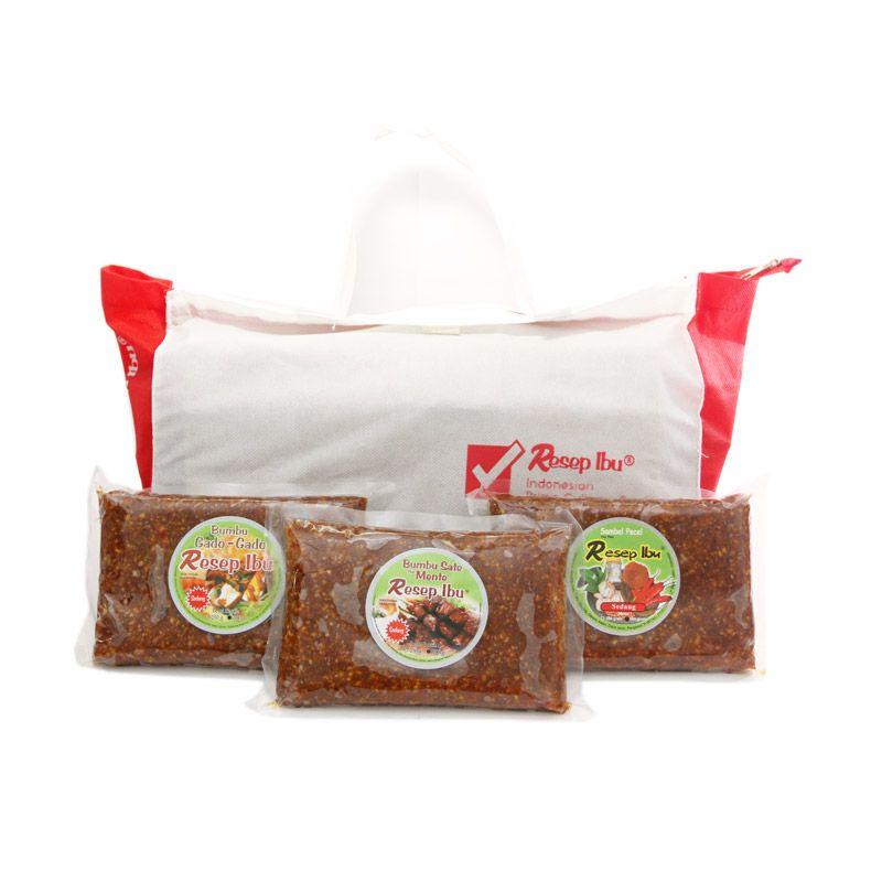 Resep Ibu Premium 1 Besar Bumbu Masak [Paket 1]