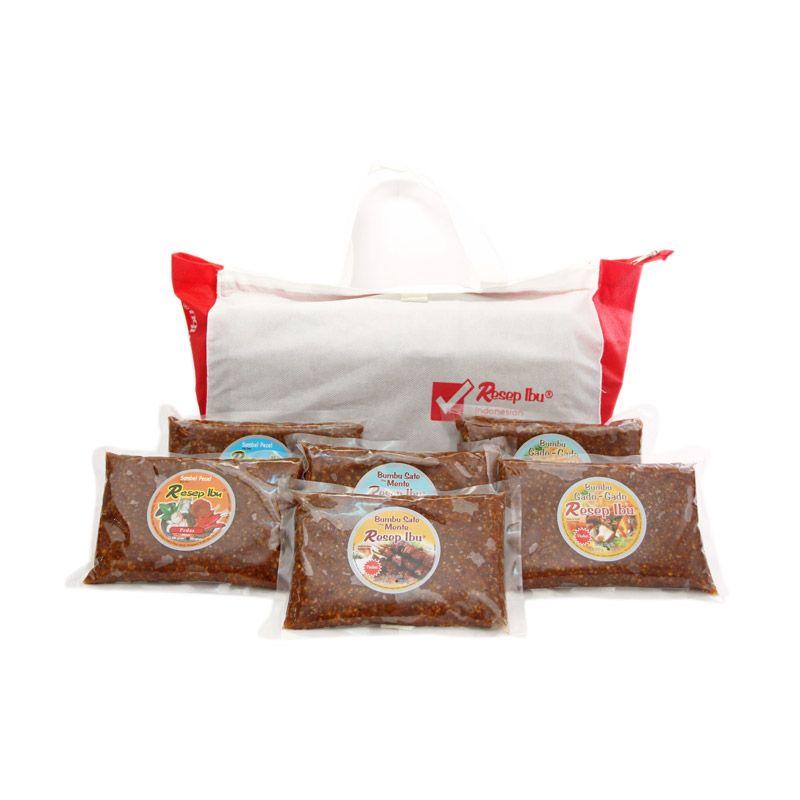 Resep Ibu Premium 2 Besar Bumbu Masak [Paket 2]