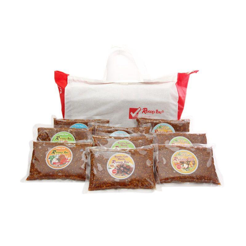 Resep Ibu Premium 3 Besar Bumbu Masak [Paket 3]