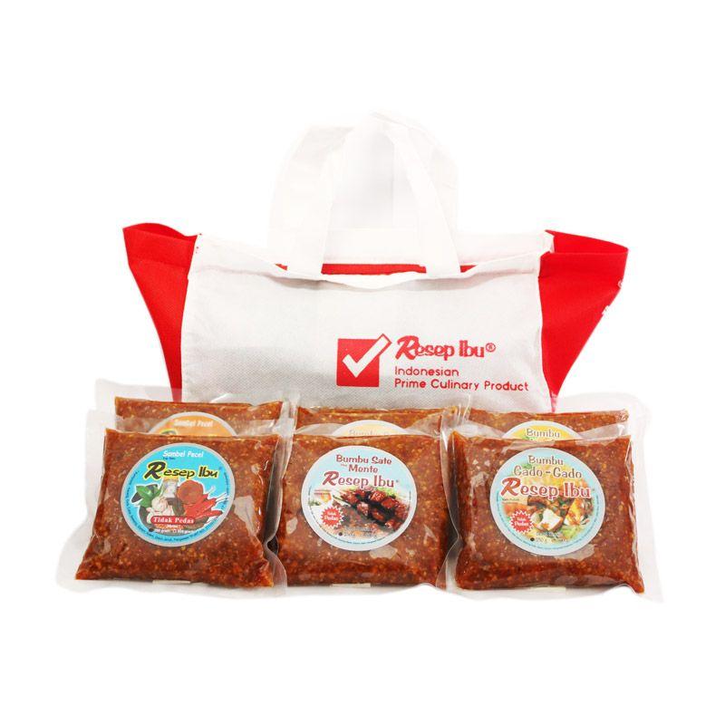 Resep Ibu Premium Kecil Bumbu Masak [Paket 2]