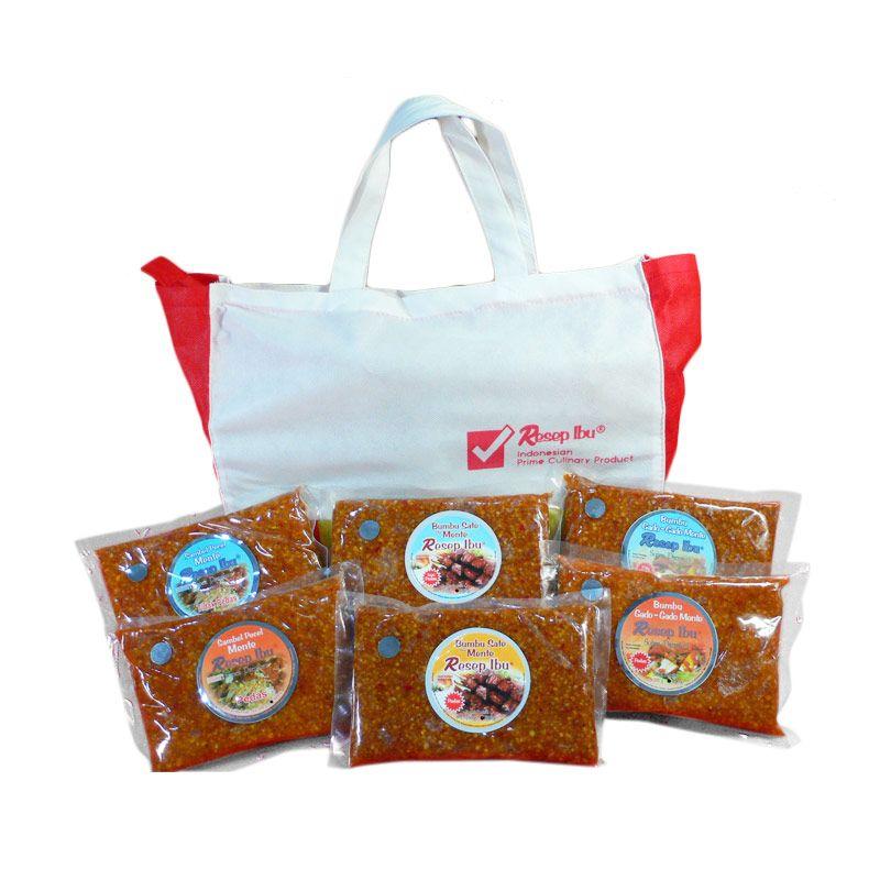 Resep Ibu Super Premium Besar Bumbu Masak [Paket 2]