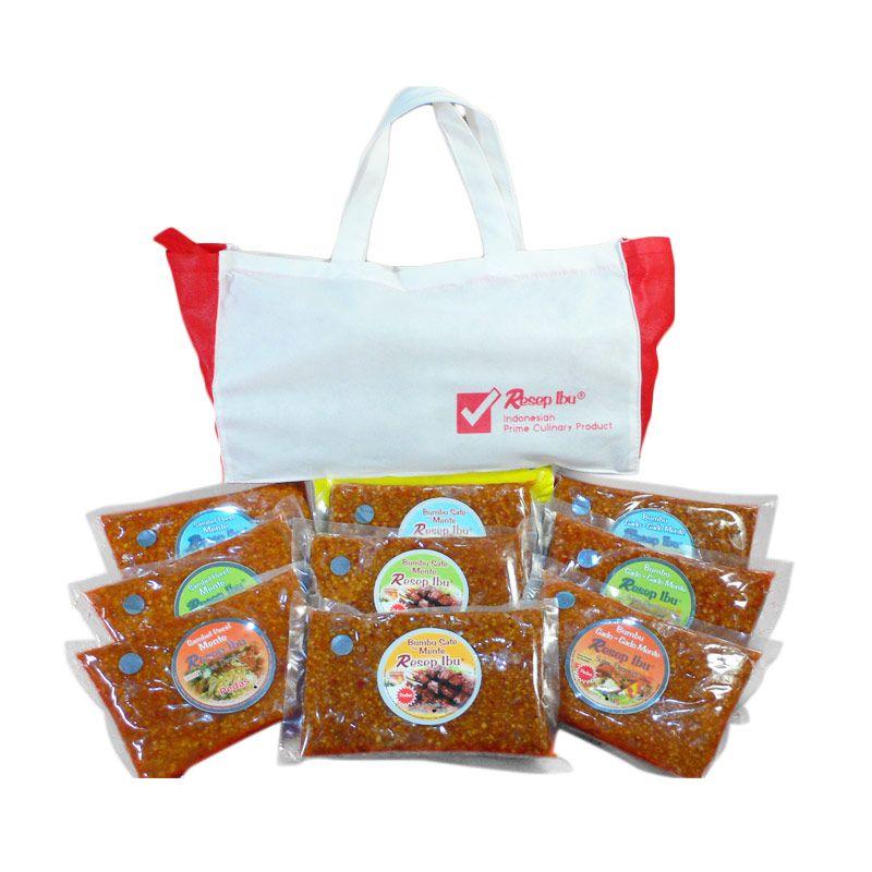 Resep Ibu Super Premium Besar Bumbu Masak [Paket 3]