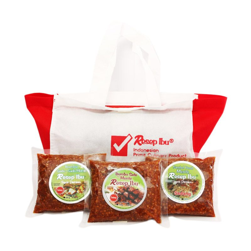 Resep Ibu Super Premium Kecil Bumbu Masak [Paket 1]